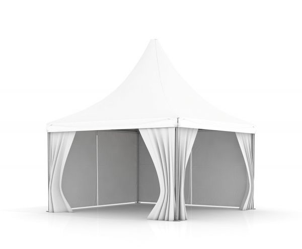Multi-Light Pagode 4 x 4 m 'Comfort'