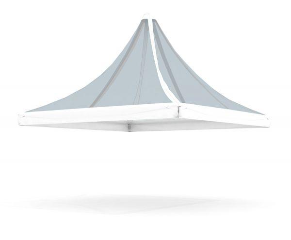 Dachplane Pagode 5 m Polyglas